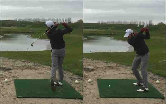 Comment adopter une belle approche du golf?
