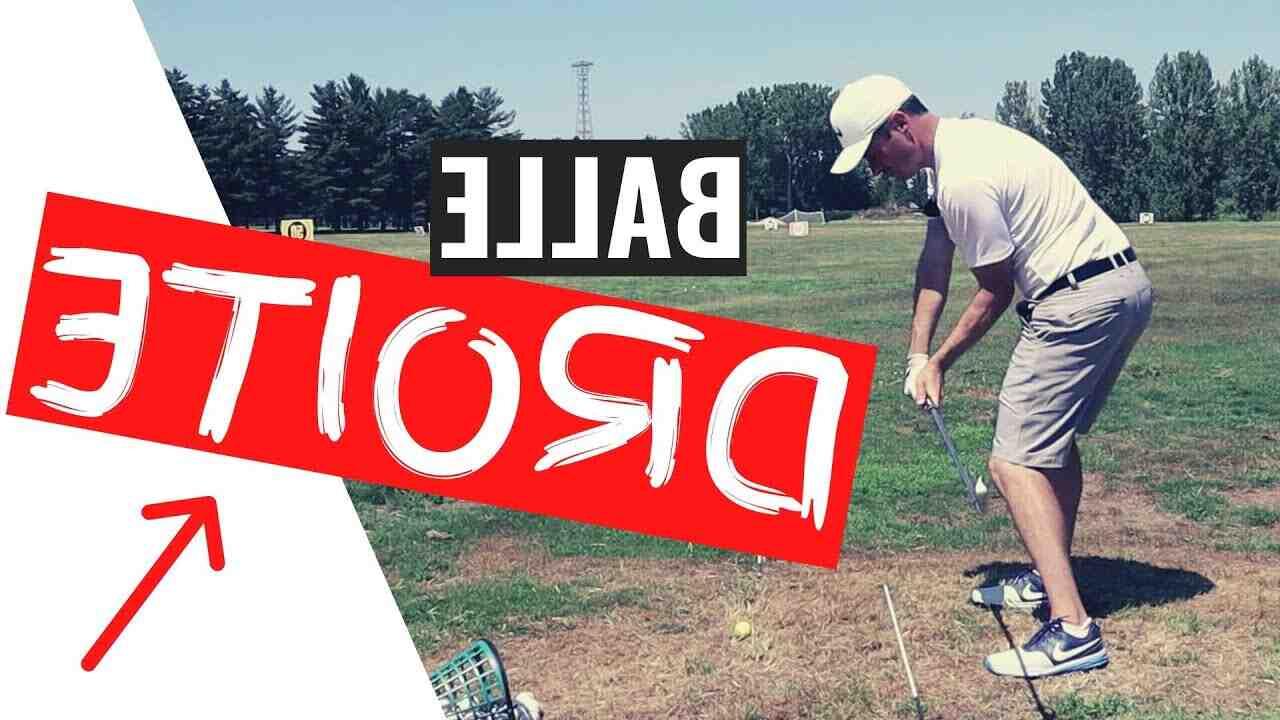 Comment ne pas gratter au golf?