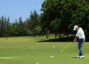 Comment taper dans une balle de golf ?