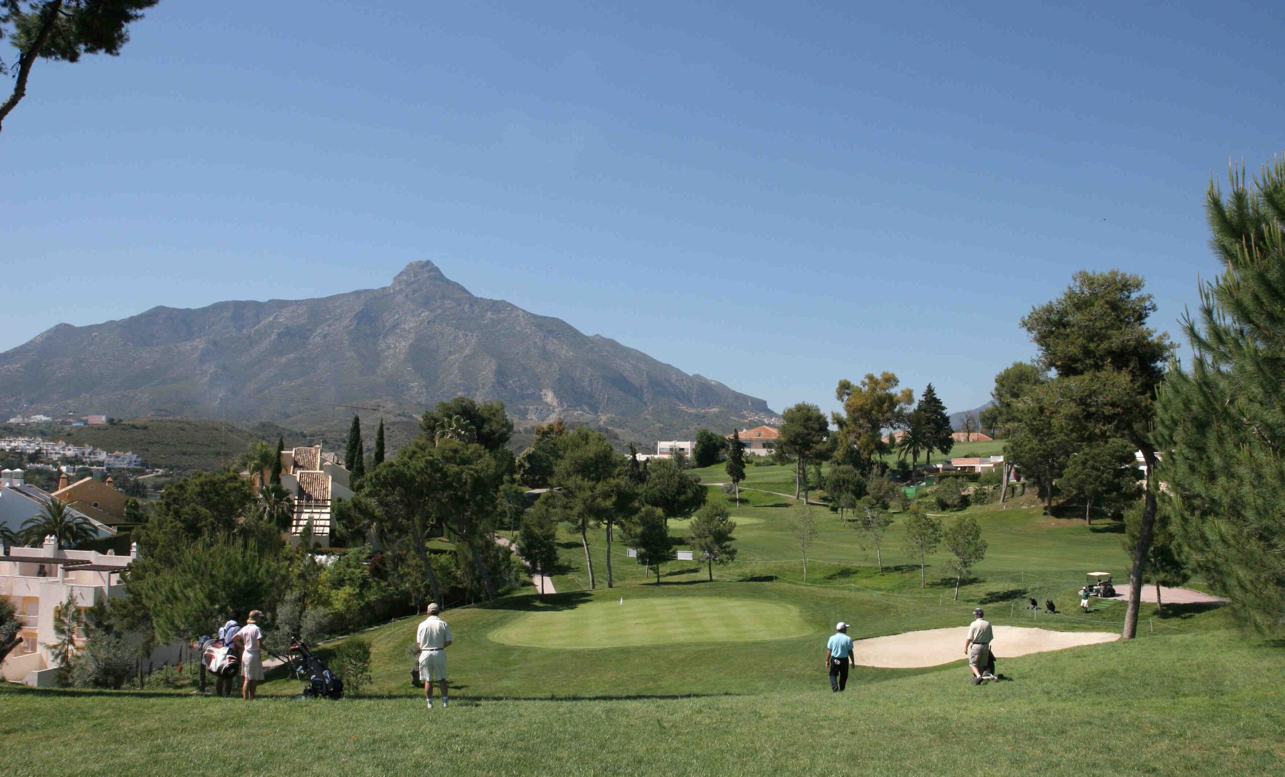 Où jouer au golf en décembre?