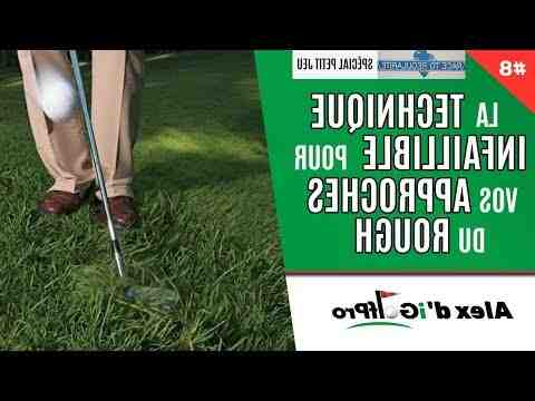 Quand utiliser un pitching wedge?