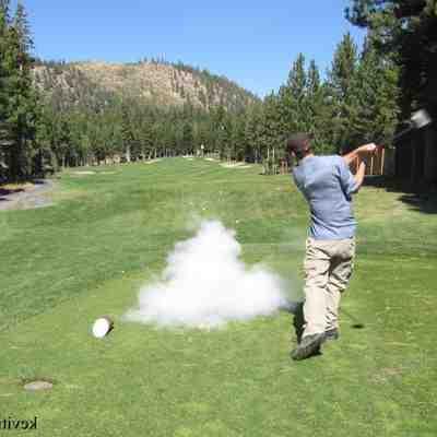 Quel est le nom d'un bâton de golf?