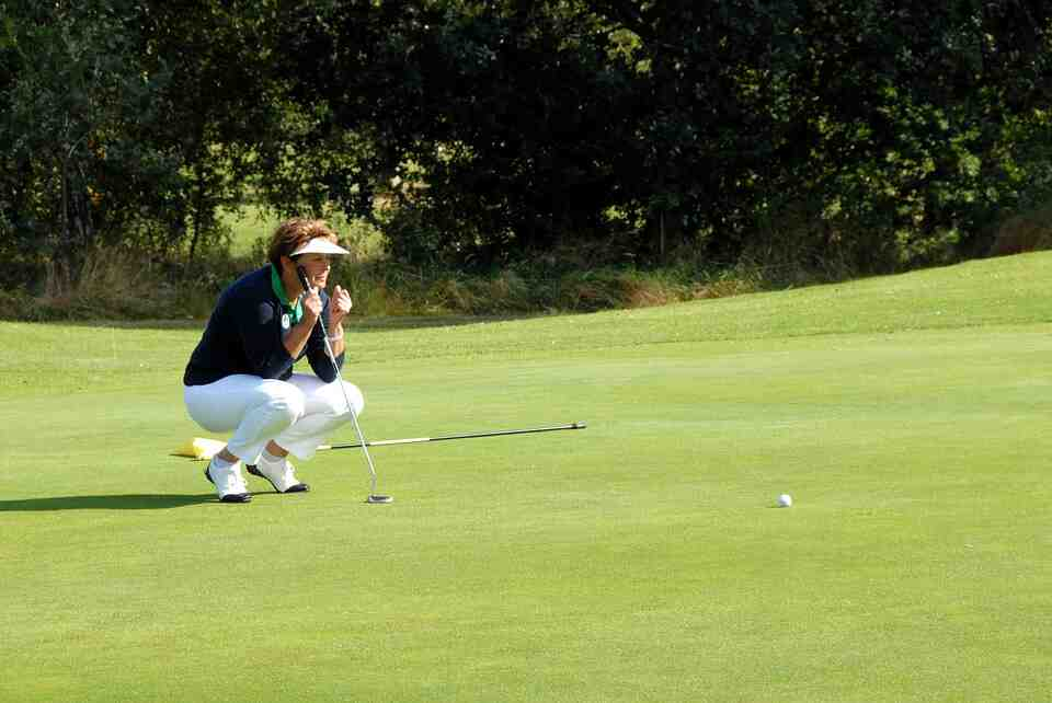 Quelles avancées dans le golf?