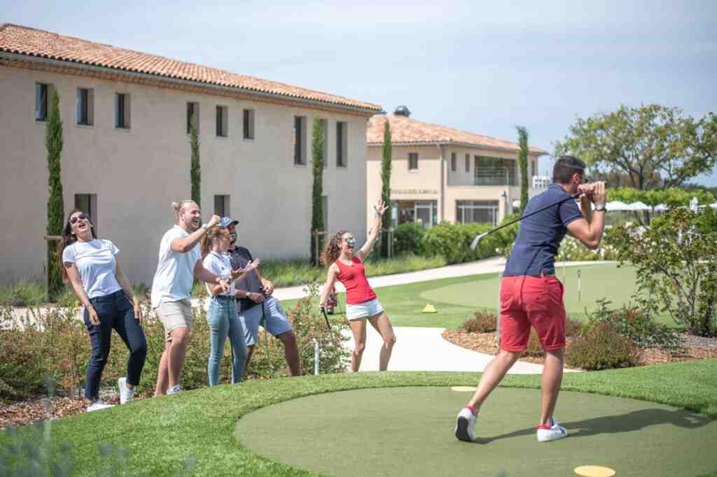 Quels sont les handicaps du golf?