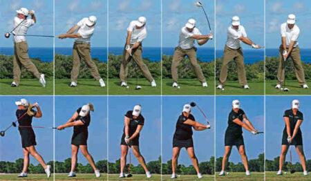 Comment bien frapper au golf ?
