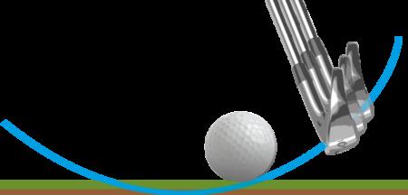Comment frapper droit au golf ?