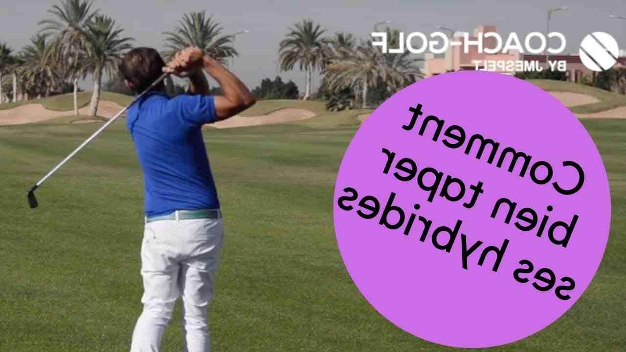 Comment jouer aux fers longs au golf?