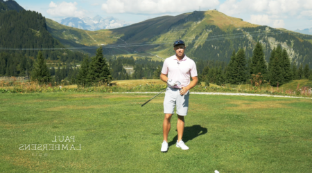 Comment jouer avec un fer au golf