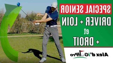 Comment jouer un driver au golf