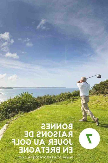Comment jouer un fer 7 au golf