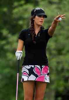 Comment vous habillez-vous pour jouer au golf?