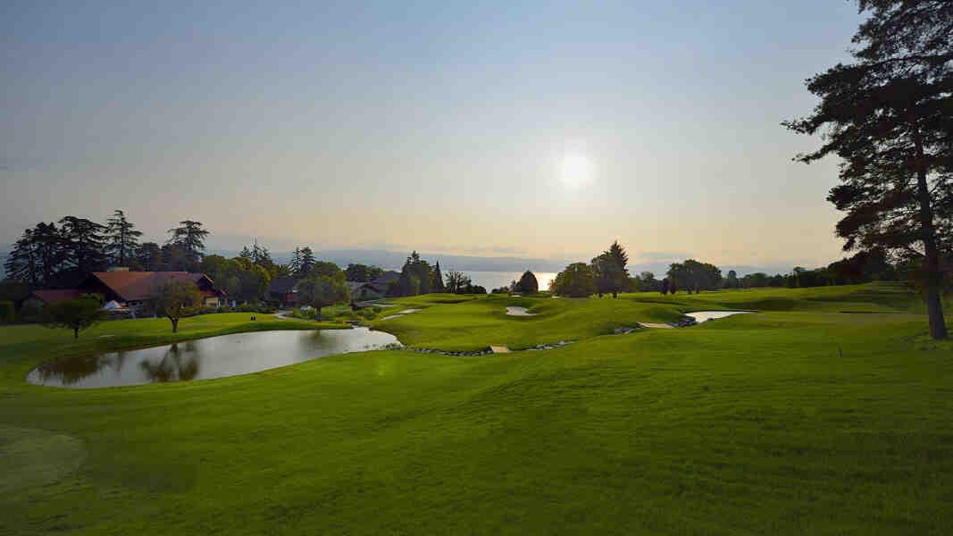 Où se pratique le golf?