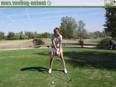 Pourquoi ne deviens-je pas un golf divot?
