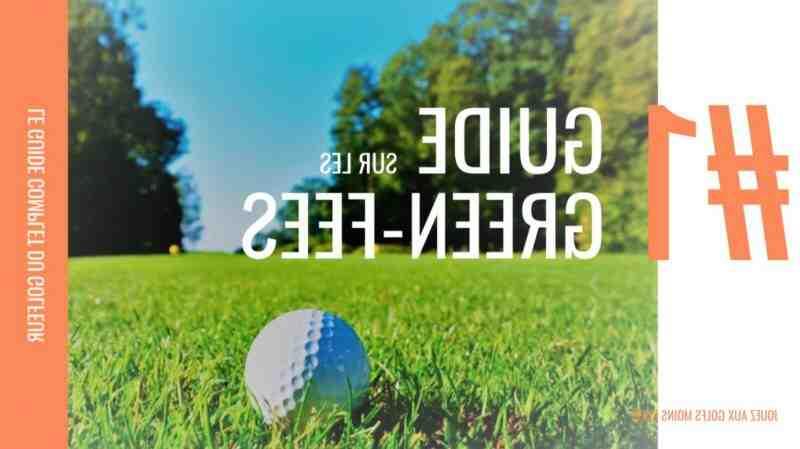 Quel est le budget pour jouer au golf?